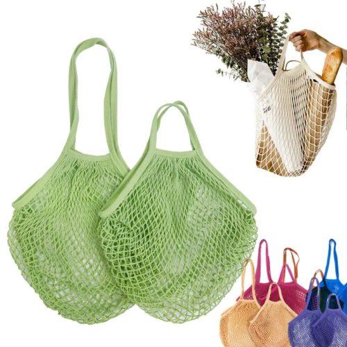 Reusable Eco-Friendly Net Grocery Bag