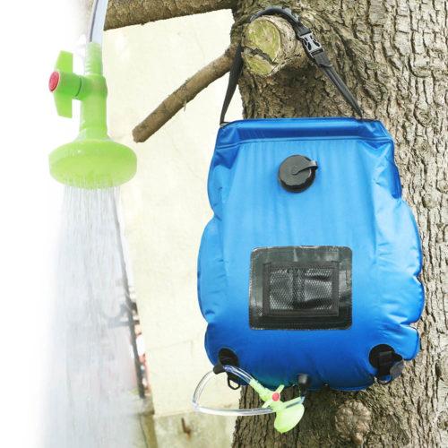 Solar Heating Outdoor Shower Bag