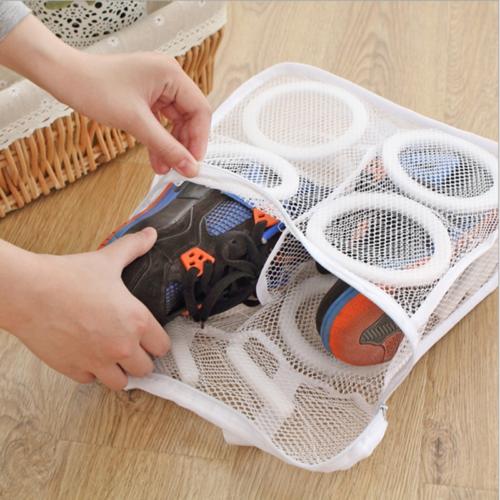 Protective Mesh Shoe Laundry Bag