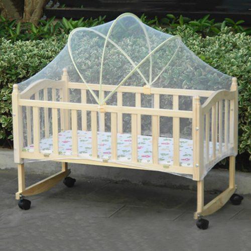 Mosquito Net Crib Cover