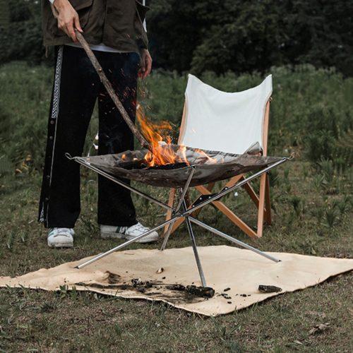 Fireproof Mat for Fire Pit