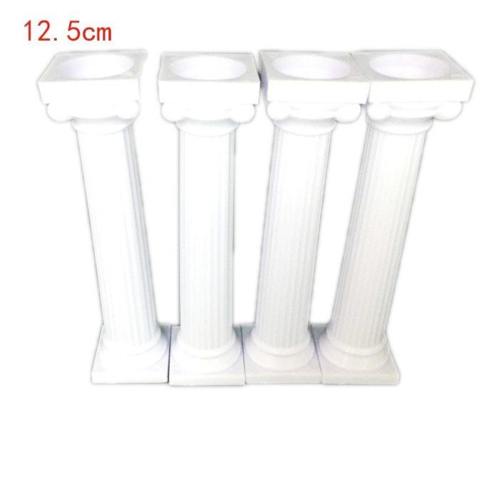 Cake Pillar Stand Support (4 pcs)
