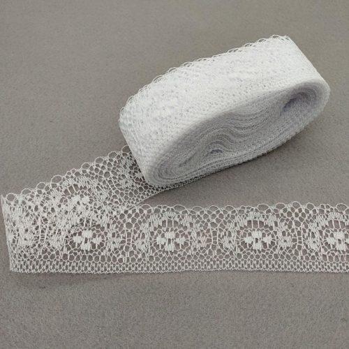 10 Yards Lace Trim Ribbon Tape