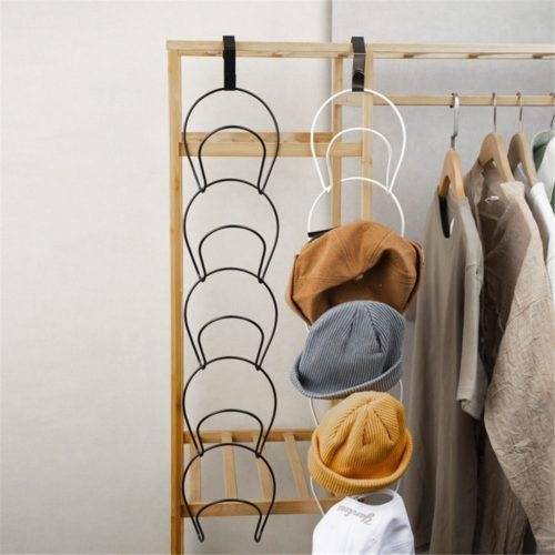 Closet Hat Hanger Organizer