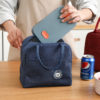 Lunch Cooler Thermal Tote Bag
