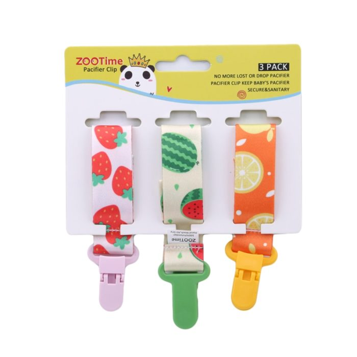Baby Pacifier Soother Clip