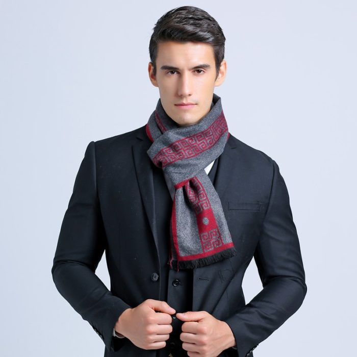 Soft and Warm Neck Scarf For Men