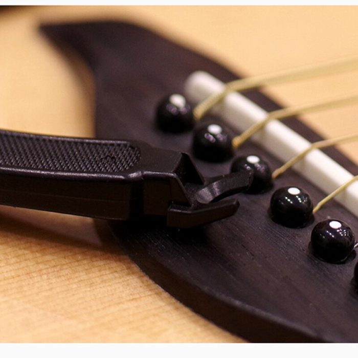 Three-In-One Guitar Peg Winder