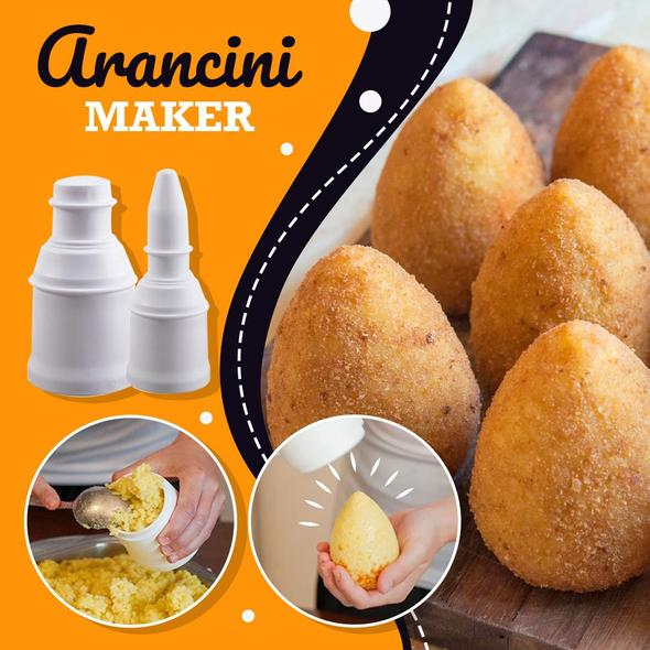 Arancini Maker Sushi Tool DIY Handmade Bento Rice Ball Plastic Mould Homemade Italian Food Meat Ball Mold Kitchen Accessories