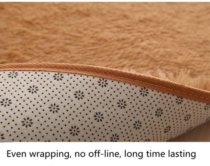 Plush Area Rug Nonslip Carpet