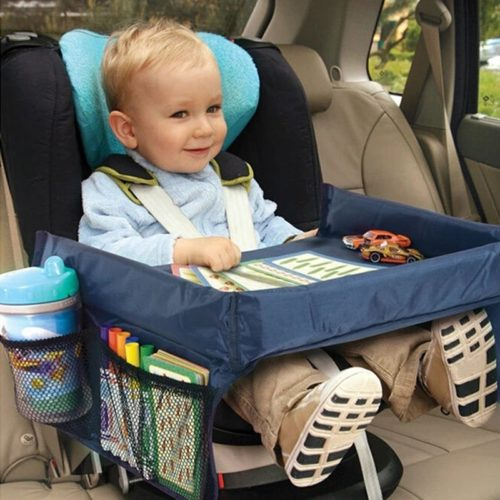 Portable Baby Car Seat Table