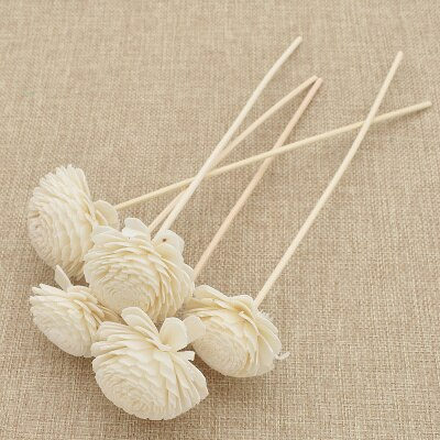 Rattan Flower Reed Diffusers (5pcs)
