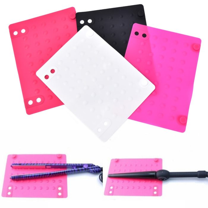 Silicone Heat Mat for Straighteners