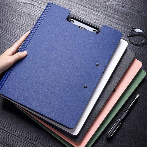 Clipboard Folio A4 File Folder