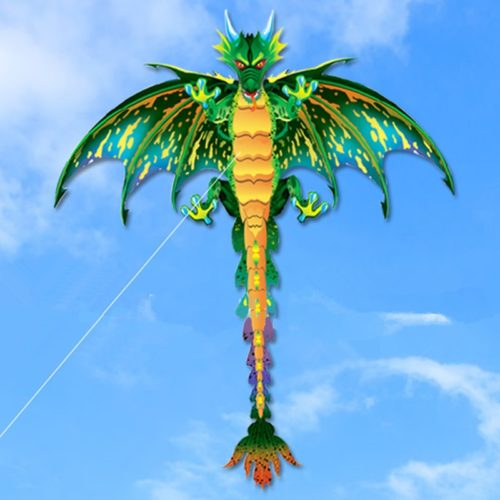 3d Dragon Kite Outdoor Kid's Flying Toy
