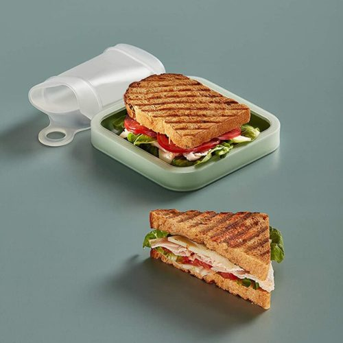 Microwaveable Sandwich Box Container