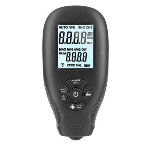 Electronic Car Paint Thickness Gauge
