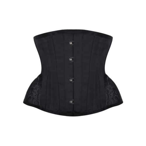 Gothic Black Corset Belt