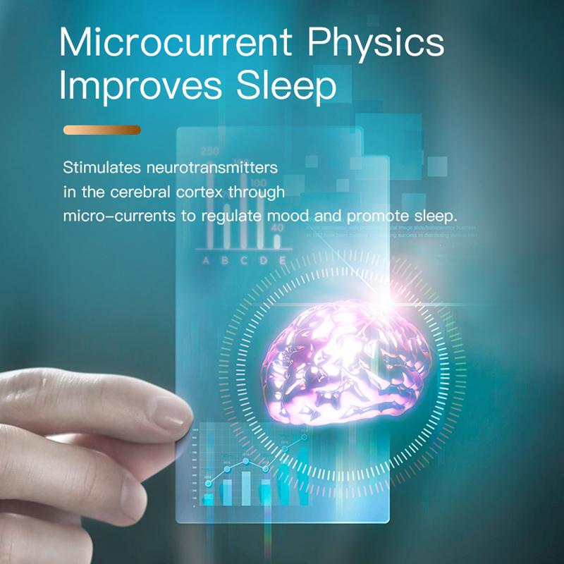 Sleep Aid Instrument Pressure Relief Sleep Device Hypnosis Instrument Usb Charging Microcurrent Sleep Holding Massage Relaxation