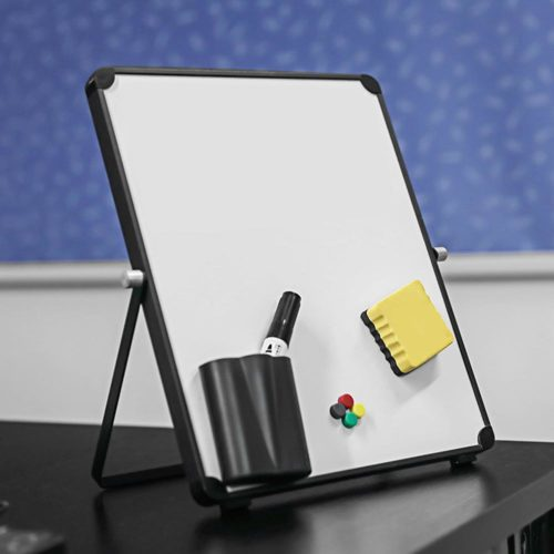 Mini Dry Erase Board with Stand