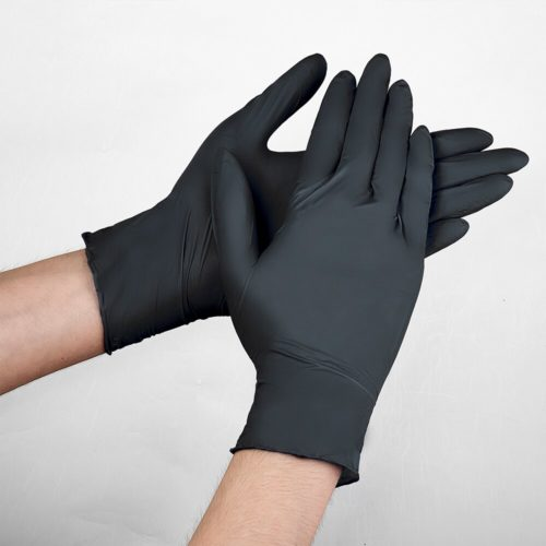 Silicone Disposable Food Prep Gloves (100 pcs)