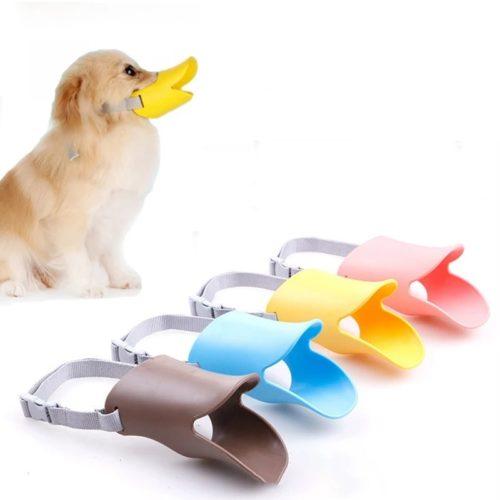 Anti Bite Duck Dog Muzzle
