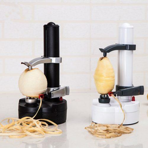 Electric Automatic Apple Peeler Machine