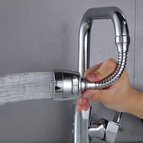 Flexible Faucet Extension Hose