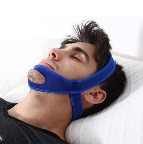 Neoprene Anti Snoring Strap
