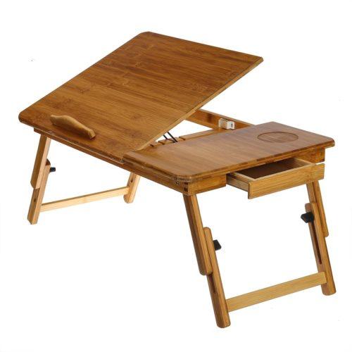 Wooden Small Laptop Desk