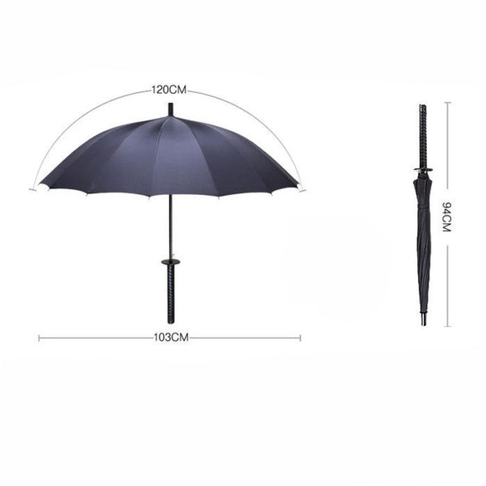 Long Handle Samurai Umbrella