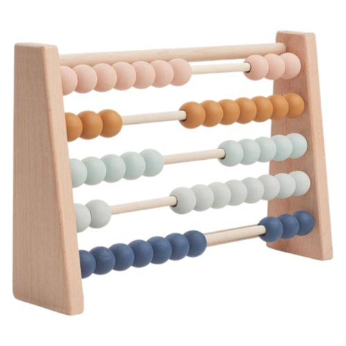 Wooden Children's Abacus Counting Toy