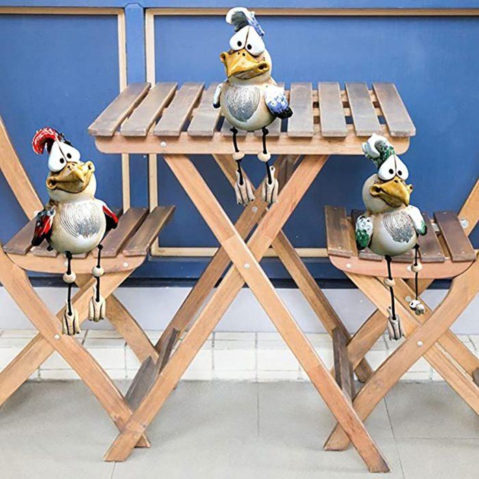 Chicken Ornaments Farm Decoration