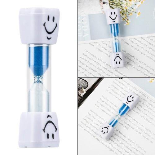 Brushing Timer 2 Minutes Smiling Hourglass