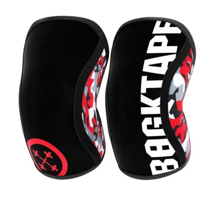 Lifting Knee Pads Compression Sleeves (2 pcs)
