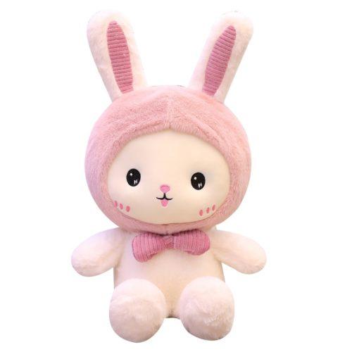 Cute Bunny Plush Huggable Stuff Toy