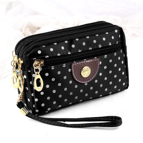 Ladies Wrist Purse Wallet