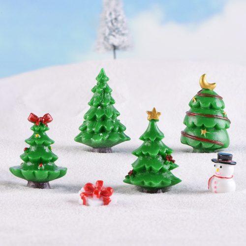 Small Christmas Tree Figurine