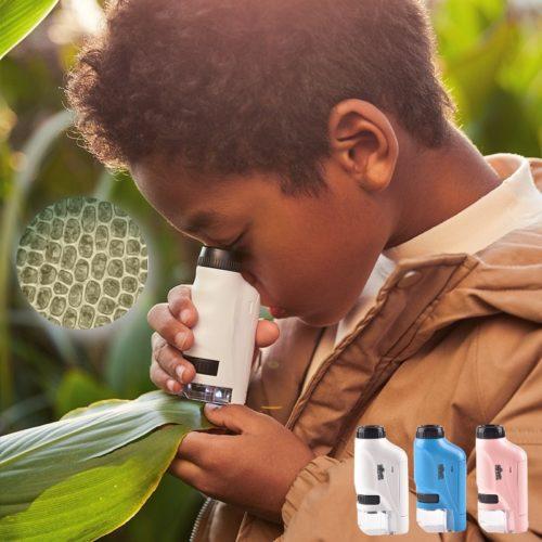 Kid's Educational Handheld Microscope Toy