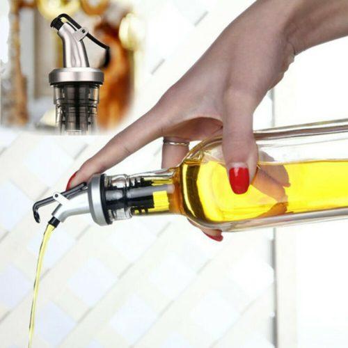 Leakproof Rubber Oil Bottle Spout