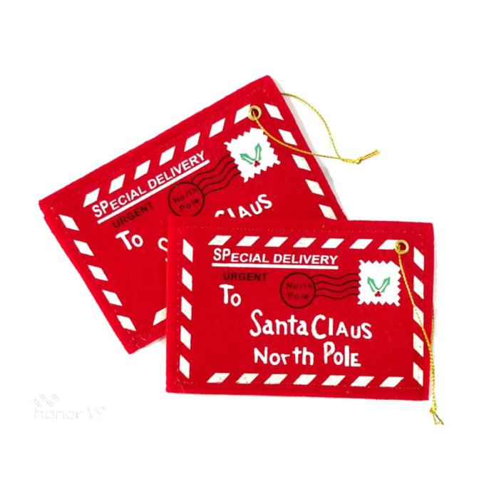 Letter to Santa Letter to Santa Christmas Sweet Bags (10 pcs)Christmas Candy Bags (10 pcs)