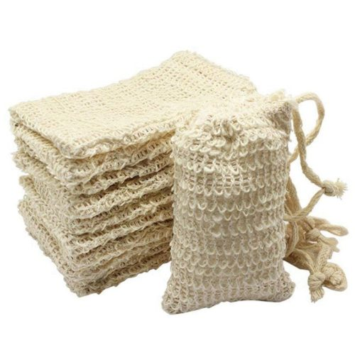 Sisal Soap Saver Bags (50 pcs)