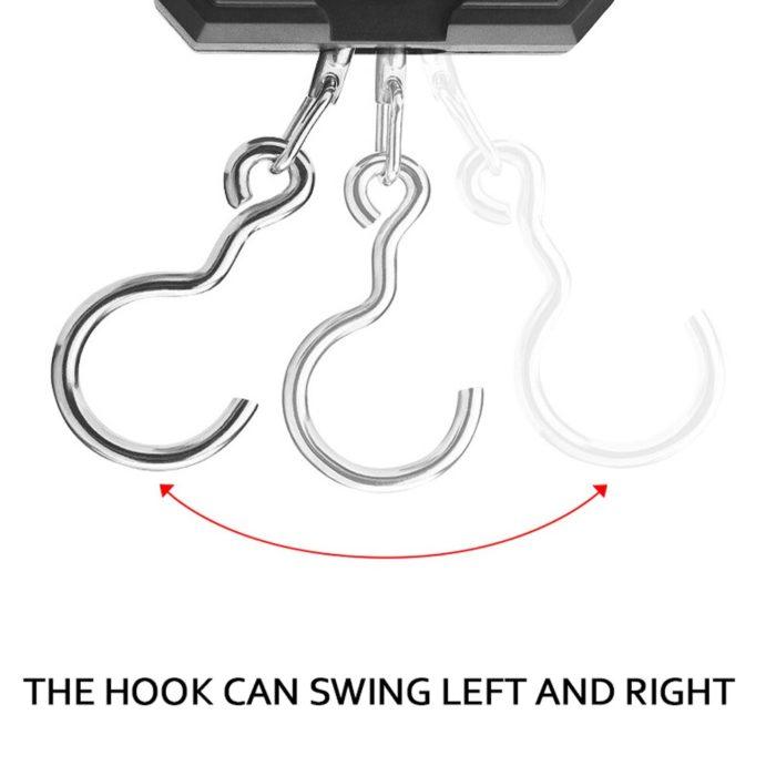 Digital 75kg Hook Weighing Scale