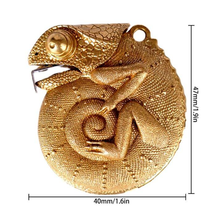 Mini 2-Meter Chameleon Tape Measure