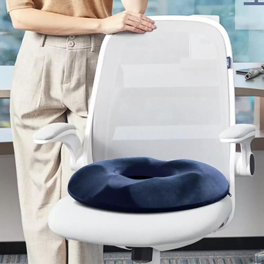 Multifunction Comfort Seat Cushion Sofa Hemorrhoid Memory Foam Anti Hemorrhoid Massage Tailbone Pillow Car Office Seat Cushion
