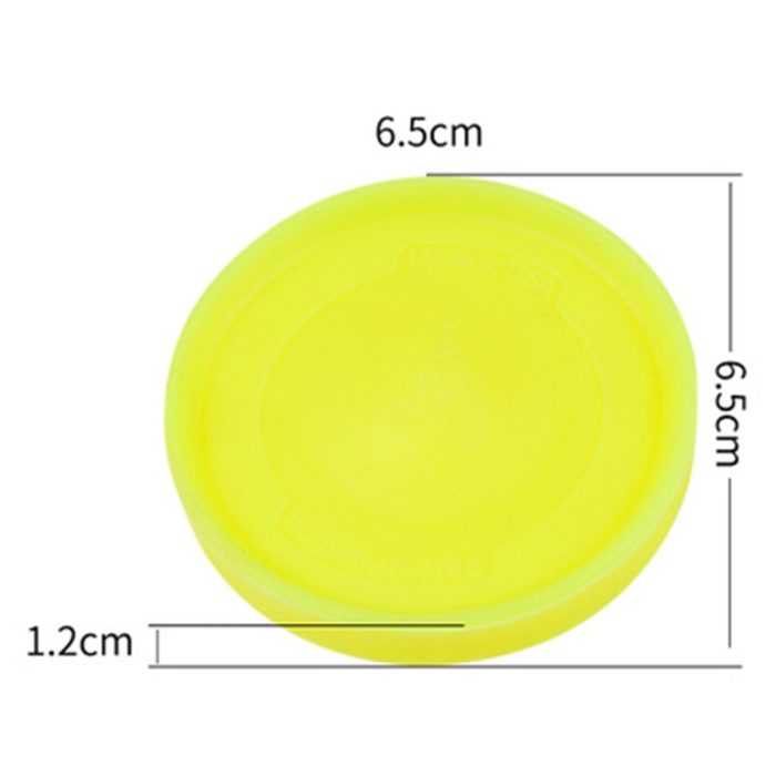 Silicone Mini Frisbee Disc