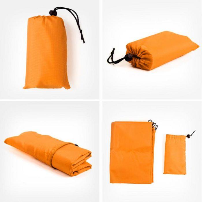 Pocket Picnic Blanket with Bag