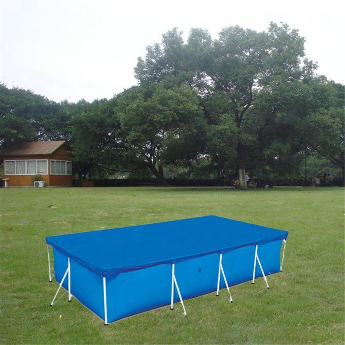 Rectangle Pool Cover Tarpaulin