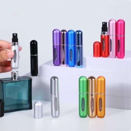 Mini Refillable Perfume Bottle