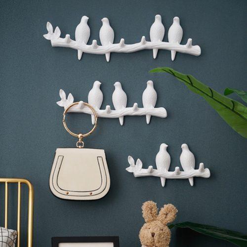 Bird Wall HBird Wall Hook Home Decorationook Home Decoration